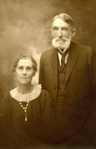 Alonzo Hayes & May Carrie Reed Hayes