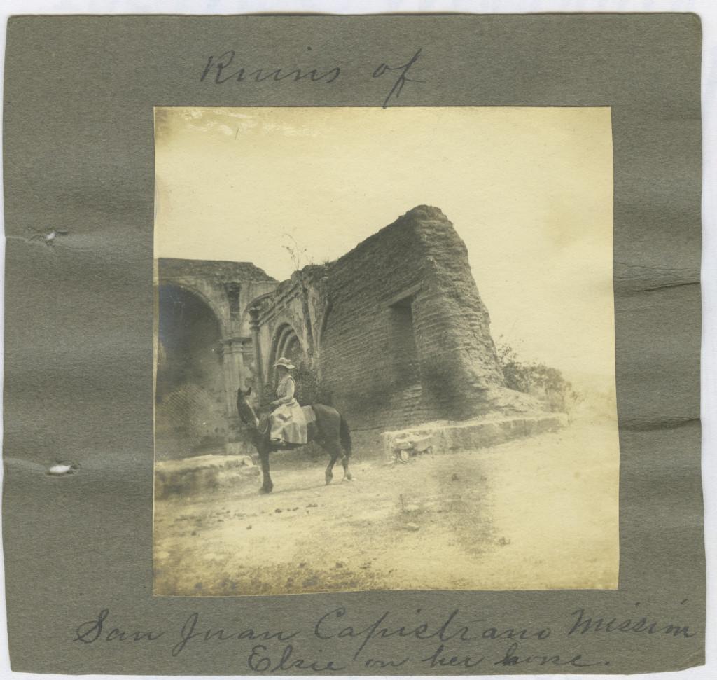 Elsie Hayes  on horseback san luis reyes mission 1200 dpi r c3